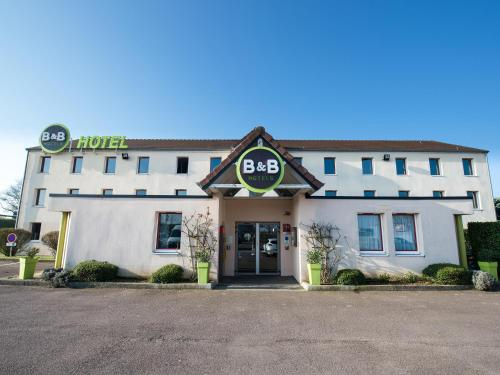 B&B Hôtel BEAUNE Nord : Hotel near Chorey-les-Beaune