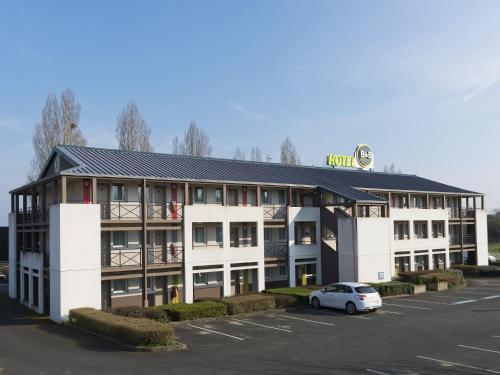 B&B Hôtel LE MANS Nord 2 : Hotel near Beaumont-sur-Sarthe