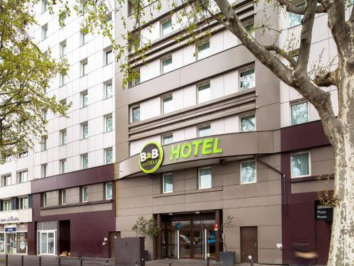 Hotel aubervilliers hotels near aubervilliers 93300 france - Cinema porte d aubervilliers ...