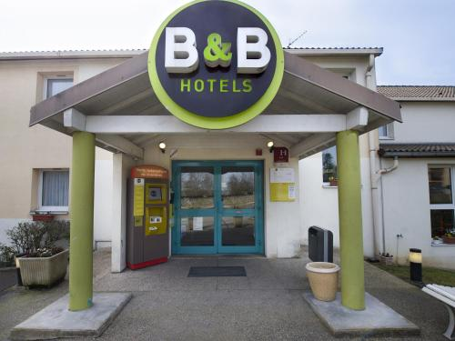 B&B Hôtel Chalon-Sur-Saone Sud : Hotel near Saint-Germain-du-Plain