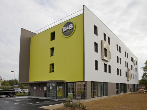 Hôtel B&B Nantes Savenay : Hotel near Besné