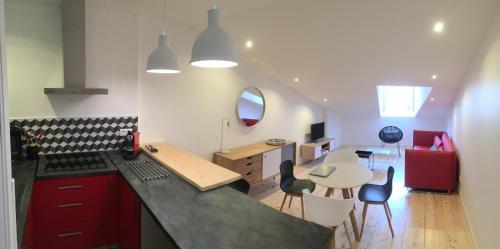 L'AppaRt : Apartment near La Rochelle