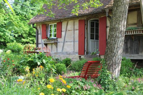 Rouge Eglantine : Guest accommodation near Cosswiller