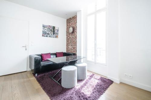Dreamyflat - Eiffel Tower : Apartment near Paris 16e Arrondissement