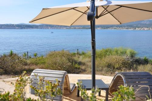 Villa Hippocampe : Bed and Breakfast near Six-Fours-les-Plages