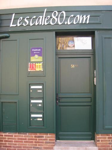 L'Escale 80 : Guest accommodation near Démuin