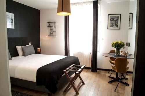 Appart' Rennes BnB - Centre Gare : Guest accommodation near Bourgbarré