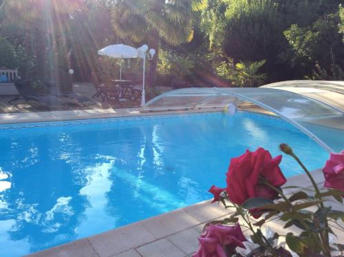 Le Lavoir : Bed and Breakfast near Luant