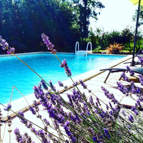 La Fontenelle Chambres d'Hôtes : Bed and Breakfast near Bourg-Charente