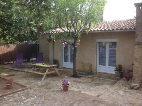 Calme et détente : Guest accommodation near Argilliers