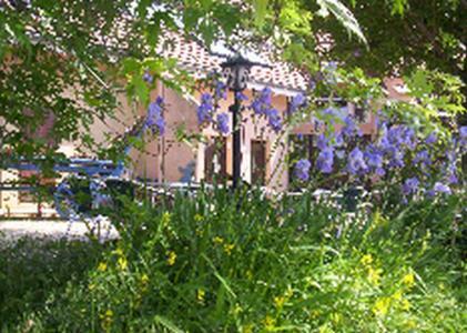 Auberge de Mandrin : Hotel near Saint-Sulpice-des-Rivoires