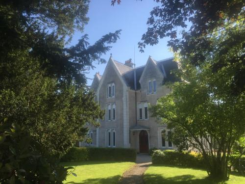 Manoir des Bertinières : Guest accommodation near Tavant