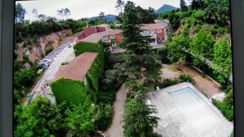 Résidence Les Acacias 301 : Apartment near Corbès