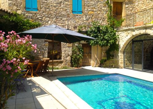 Holiday home L'Autre Maison : Guest accommodation near Collorgues