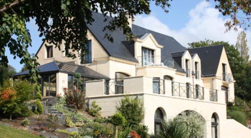 Le Domaine Des Chevaliers De Malte : Residence near Saint-Pois