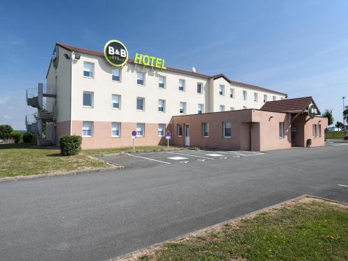 B&B Hôtel Paray-le-Monial : Hotel near Saligny-sur-Roudon