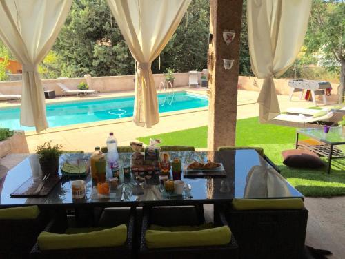 Chambre d'hôtes Pacific Avenue : Bed and Breakfast near La Garde