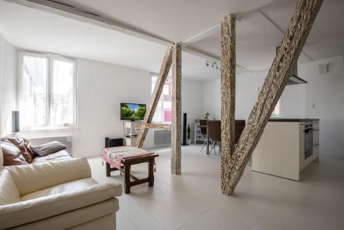 Le Tanneur, au coeur de Ribeauvillé : Apartment near Ribeauvillé