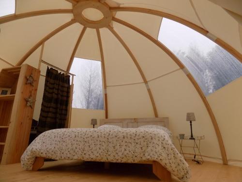 Dome Aux Etoiles : Guest accommodation near Dannemoine
