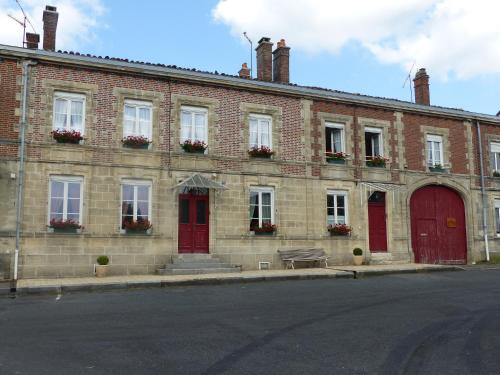 Chambres d'hôtes La Florentine : Bed and Breakfast near Somme-Tourbe