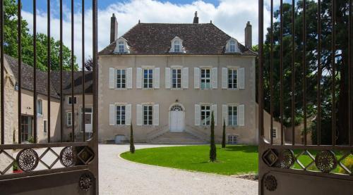 Chambres d'hôtes Le Clos des Tilleuls : Guest accommodation near Saunières