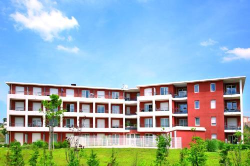 Appart'City Aix en Provence – La Duranne : Guest accommodation near Bouc-Bel-Air
