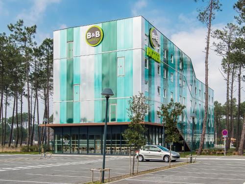 B&B Hôtel Arcachon Gujan-Mestras : Hotel near Gujan-Mestras