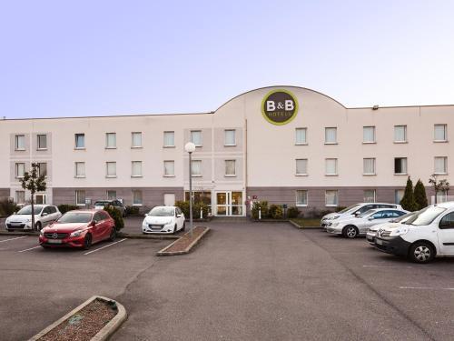 B&B Hôtel FREYMING-MERLEBACH : Hotel near Keskastel