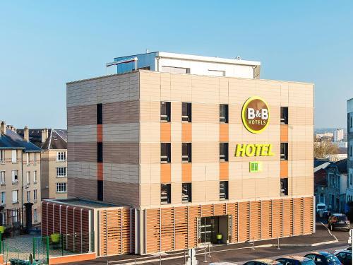 B&B Hôtel Limoges Gare : Hotel near Limoges