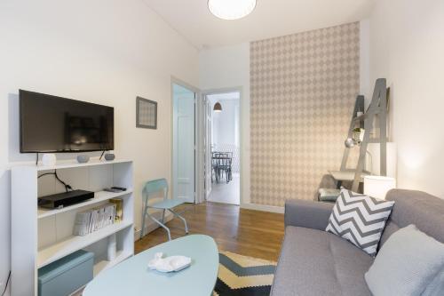 Arlequin : Apartment near Vezin-le-Coquet