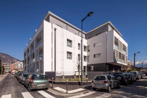 Tempologis Grenoble : Guest accommodation near Champagnier