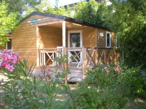 Eco-Lodge Lou Pantaï : Guest accommodation near Carqueiranne