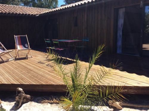 Le Domaine d'Azae : Guest accommodation near Biganos