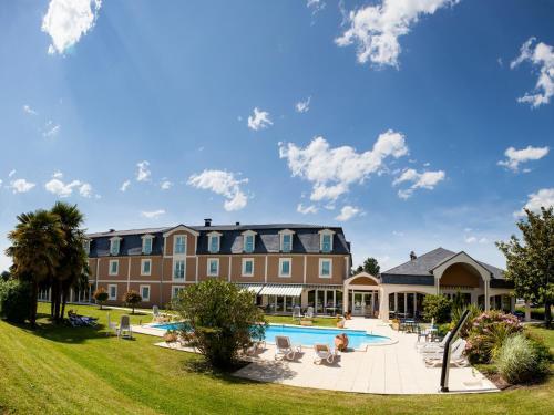 Alysson Hôtel : Hotel near Oloron-Sainte-Marie