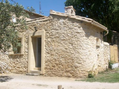 Mas de la Chaumette : Guest accommodation near Pont-Saint-Esprit