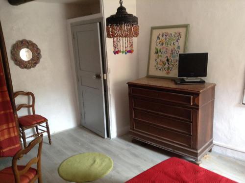 Comme à la maison : Guest accommodation near Pierrerue