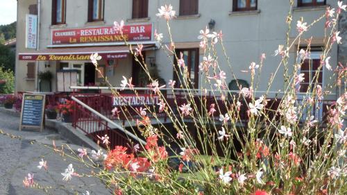 La Renaissance : Hotel near Saint-Flour-de-Mercoire