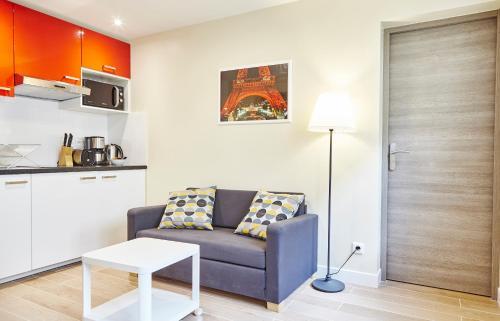 Apartment Rue Sedaine : Apartment near Paris 11e Arrondissement
