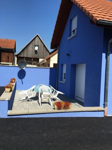 Gite Westhouse : Guest accommodation near Bindernheim