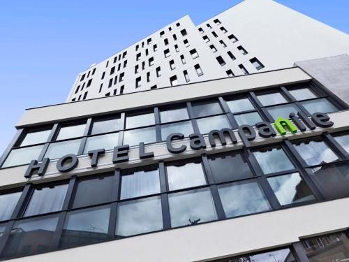 Campanile Nancy Centre - Gare : Hotel near Nancy