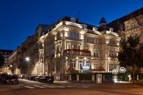 Régent Contades, BW Premier Collection : Hotel near Strasbourg