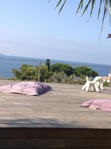 Maison Font Brun : Guest accommodation near Carqueiranne