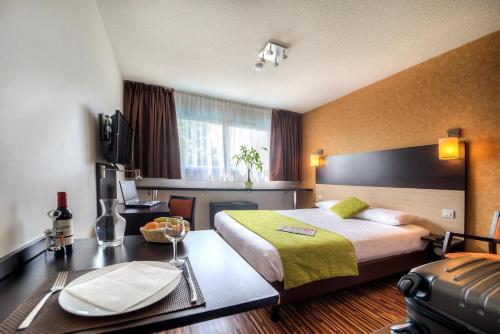 Zenitude Hôtel-Résidences Le Parc de l'Escale : Guest accommodation near Pujaudran