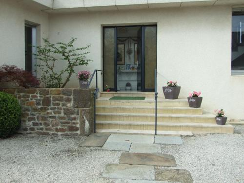 il giardino : Bed and Breakfast near Pont-Farcy