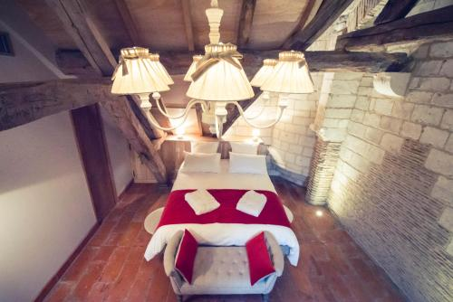 Domaine de Vermoise : Bed and Breakfast near Mesgrigny