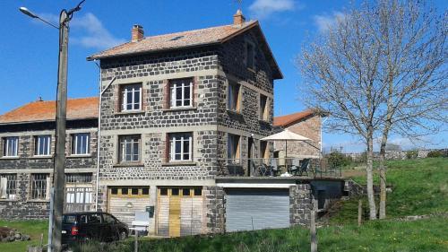 La Ménuiserie : Apartment near Le Plagnal