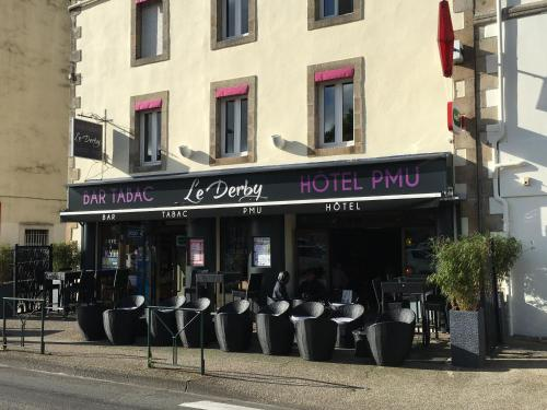 Hotel Le Derby : Hotel near Quimper