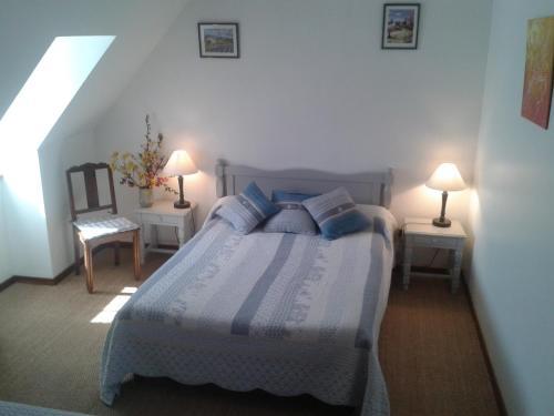 La Ferme de Lacalm : Guest accommodation near Savignac