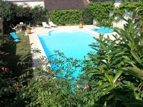 Tourterelle, à proximité de Auxerre et Chablis : Guest accommodation near Saint-Aubin-sur-Yonne