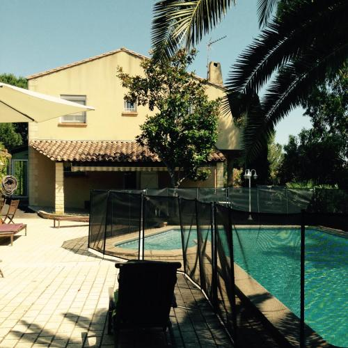 Villa Ecluses Mediterranee : Guest accommodation near Cers